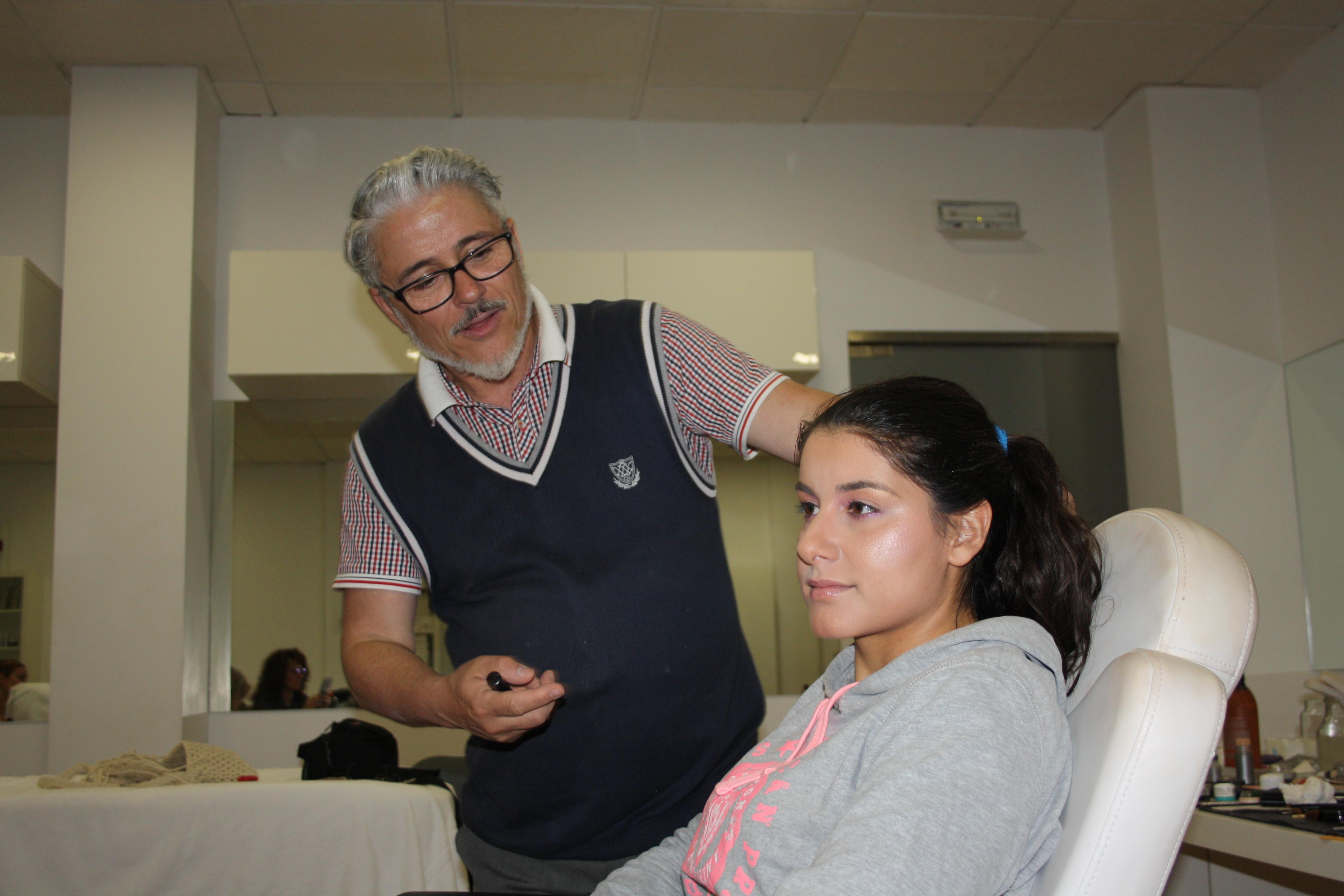 José Sande nos adelanta las tendencias en maquillaje