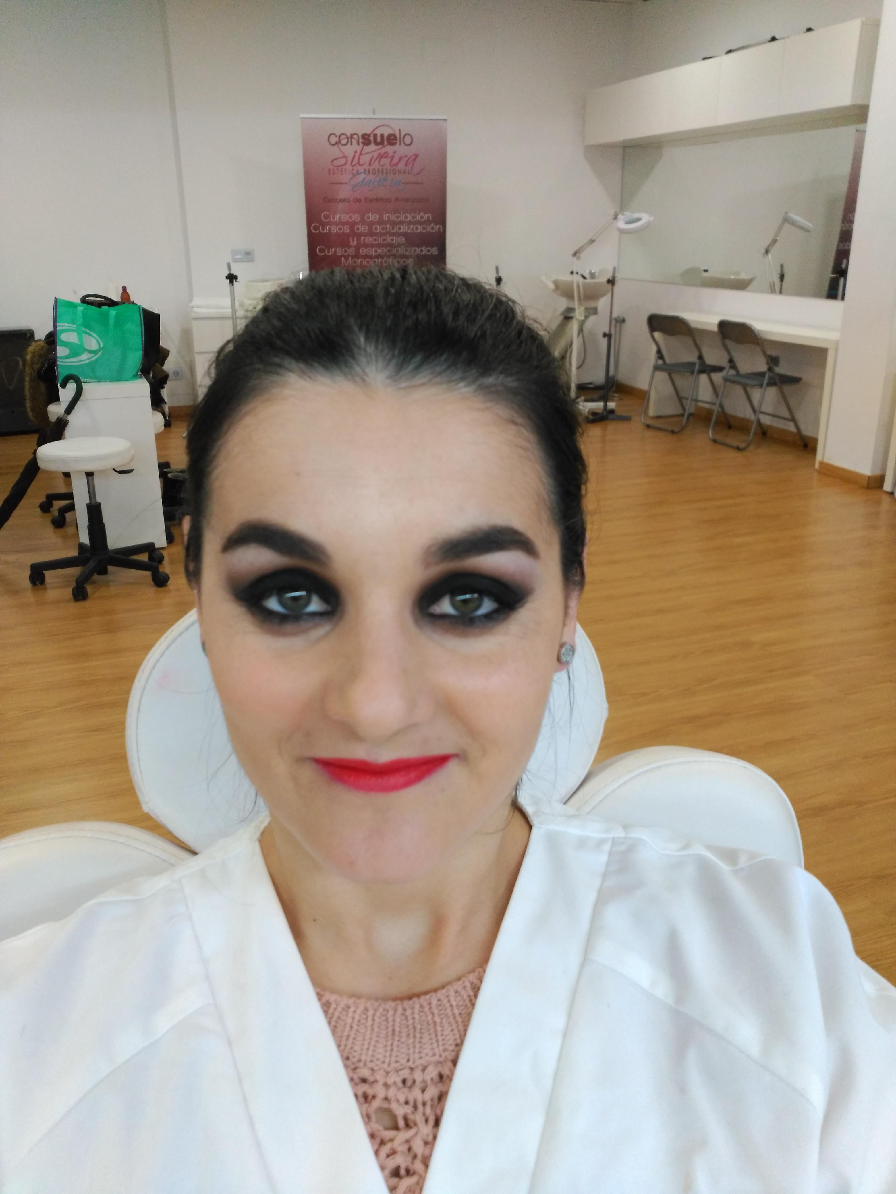 Pamela Funcasta, alumna de Consuelo Silveira: Formarse en estética para encontrar empleo