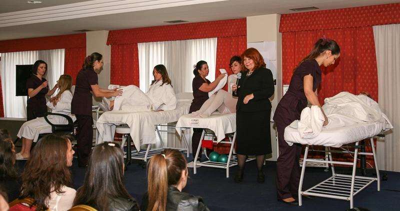 Jornada de puertas abiertas de la escuela Consuelo Silveira Galicia