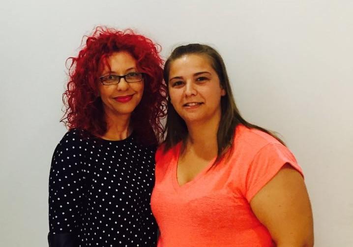 Cristina Calvo, alumna de Consuelo Silveira Galicia: el salto al primer empleo