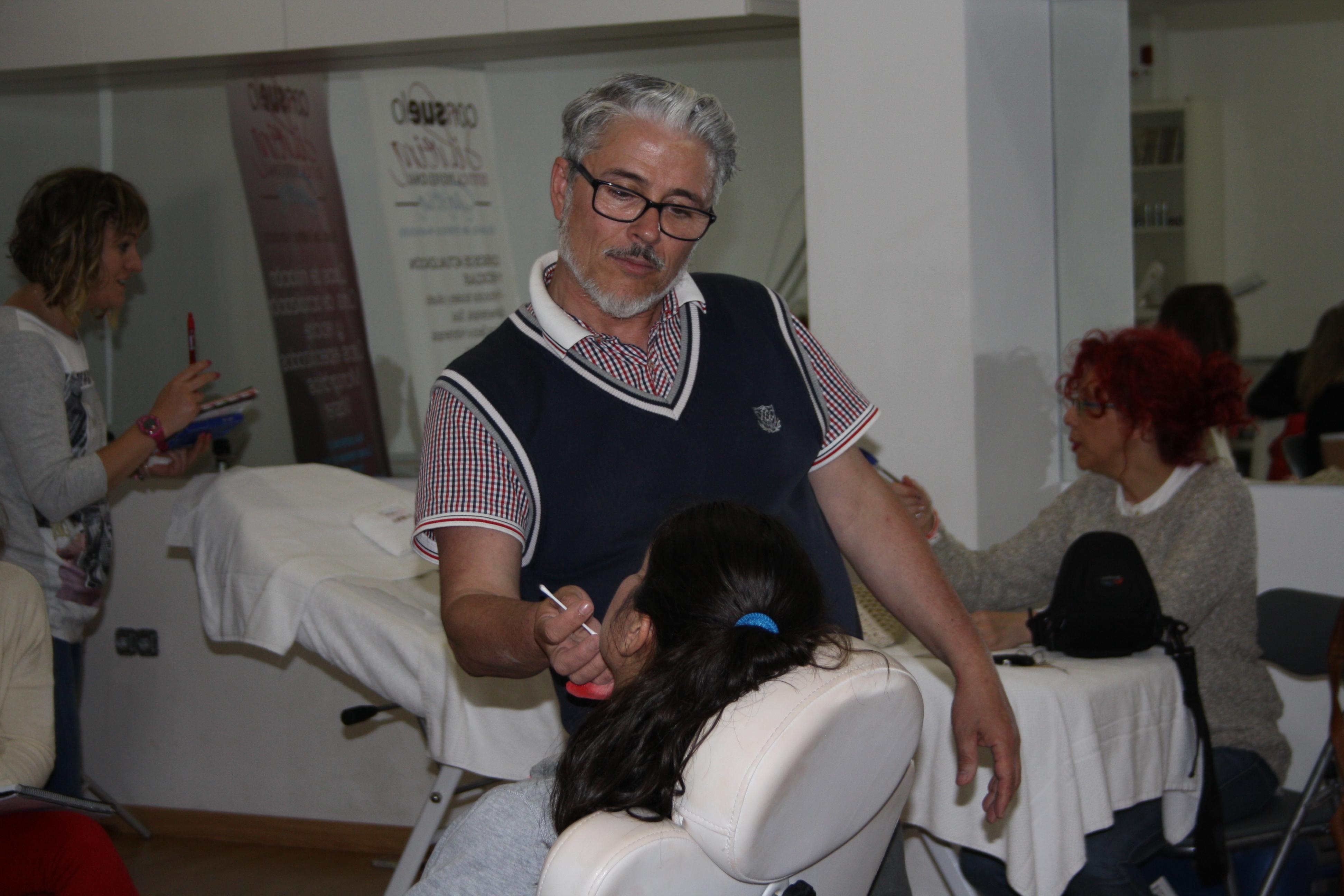 Nuevas tendencias en makeup con José Sande