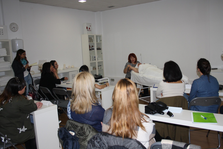 Próximos cursos de estética: actualízate con Consuelo Silveira Galicia