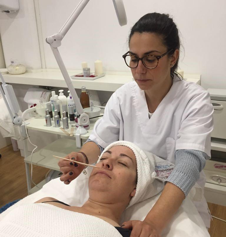 """Marta Peláez: """"Aquí hacen que aprender sea fácil"""""""