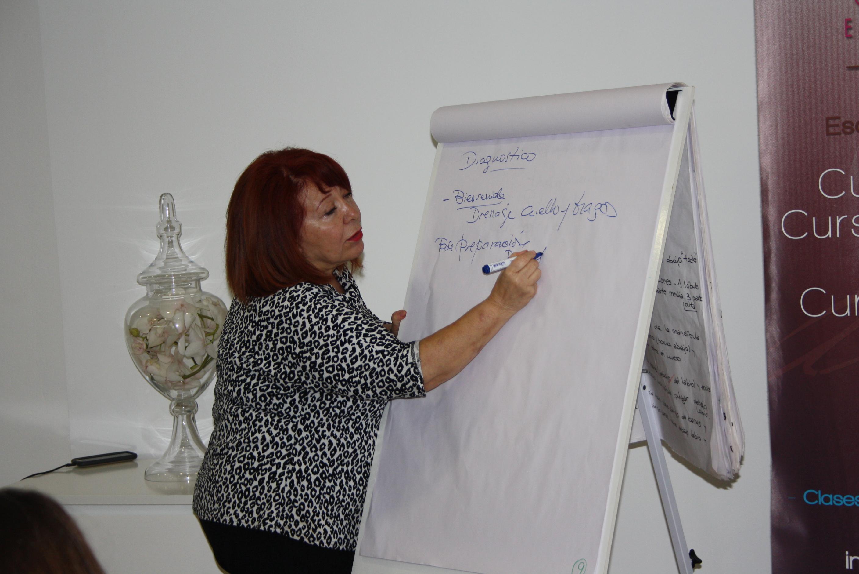 Consuelo Silveira, entrevistada por la revista Expertos en Spa