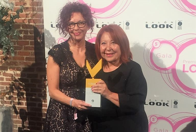 Escuela de Estética Consuelo Silveira, premio Salón Look 2017 al mejor Proyecto de Formación
