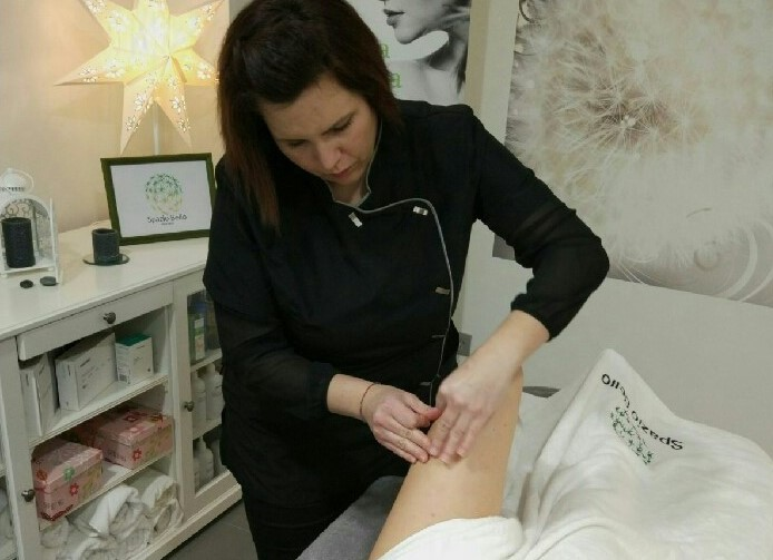 """""""Recomiendo el masaje Mio-Activo a todos los clientes que se tratan, tanto facial como corporal"""""""